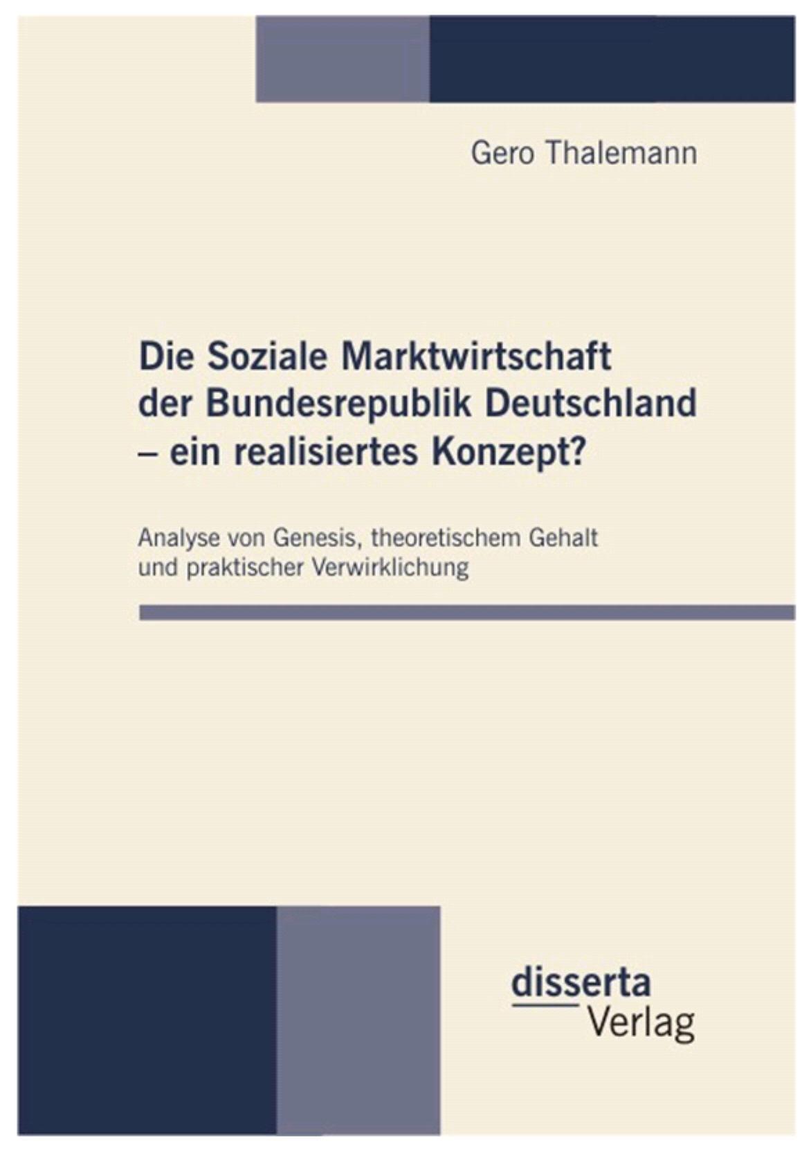 deutschland soziale marktwirtschaft